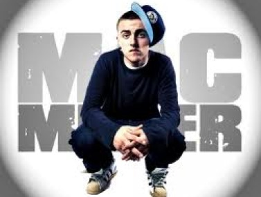 Mac Miller at the Hollywood Palladium