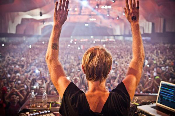 Richie Hawtin at Hollywood Palladium