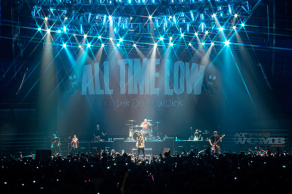 All Time Low, Issues, Tonight Alive & State Champs at Hollywood Palladium