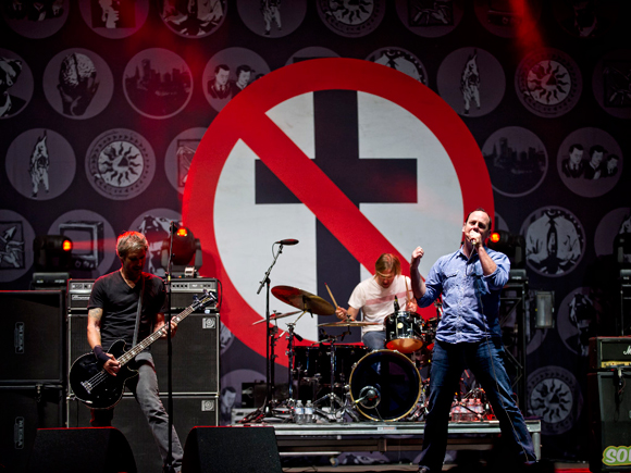 Bad Religion & Against Me! at Hollywood Palladium