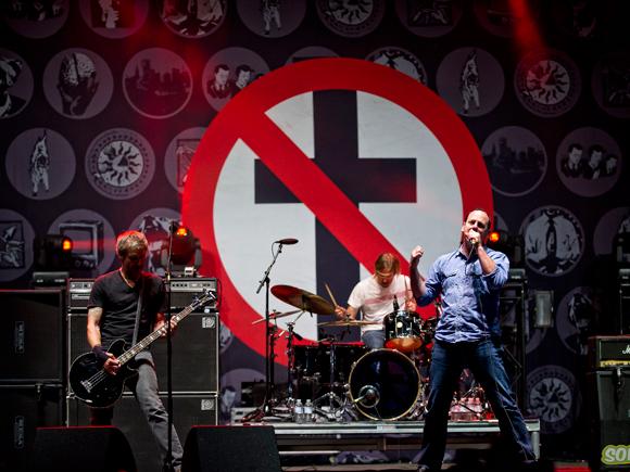 Bad Religion & Against Me! at Hollywood Palladium