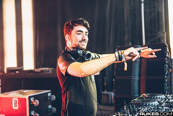 Oliver Heldens at Hollywood Palladium