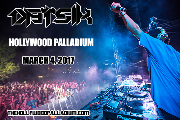 Datsik at Hollywood Palladium