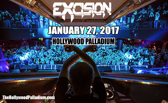 Excision at Hollywood Palladium