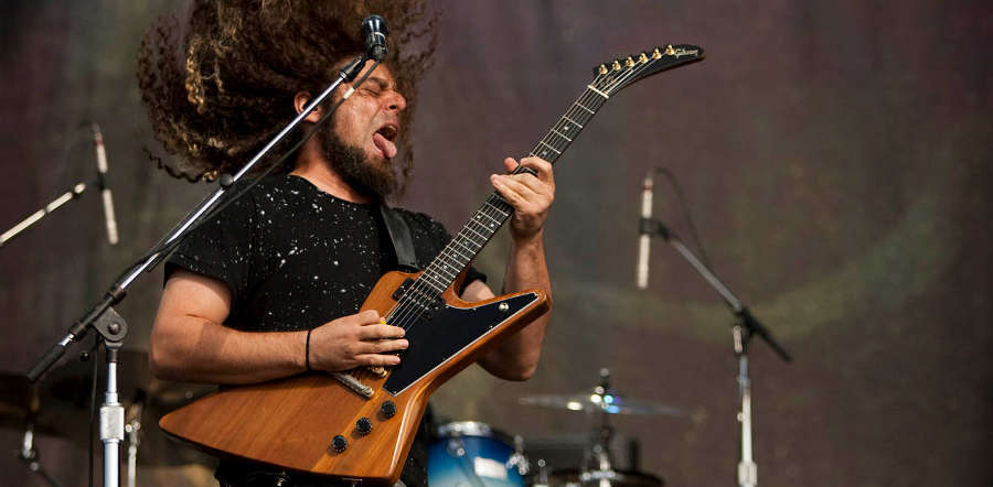 Coheed and Cambria at Hollywood Palladium