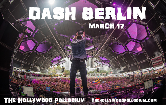 Dash Berlin at Hollywood Palladium
