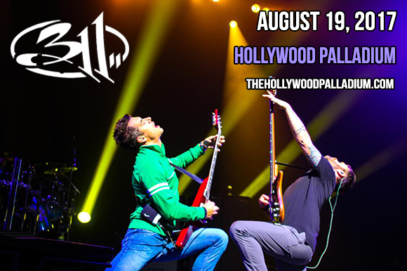 311 & New Politics at Hollywood Palladium