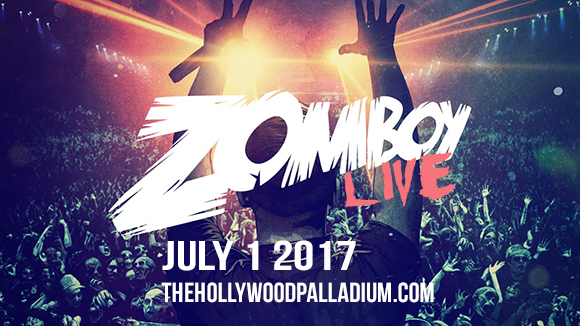 Zomboy at Hollywood Palladium
