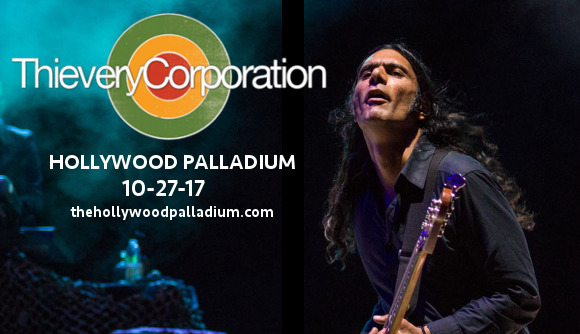 Thievery Corporation at Hollywood Palladium