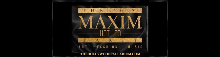 Maxim Hot 100 Party at Hollywood Palladium