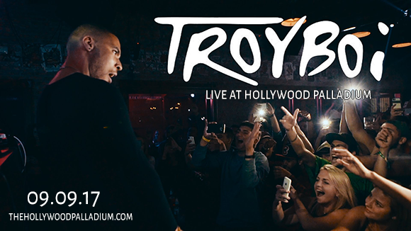 TroyBoi at Hollywood Palladium