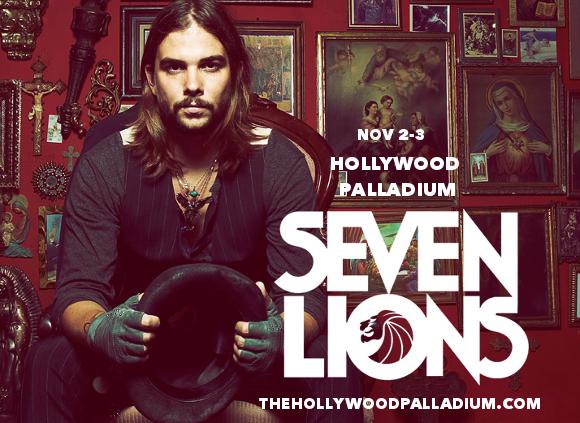 Seven Lions at Hollywood Palladium