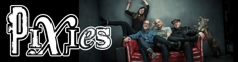 Pixies at Hollywood Palladium