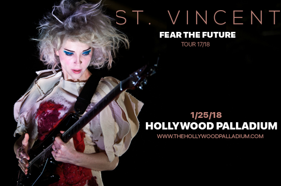 St. Vincent at Hollywood Palladium