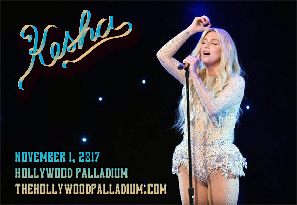Kesha at Hollywood Palladium