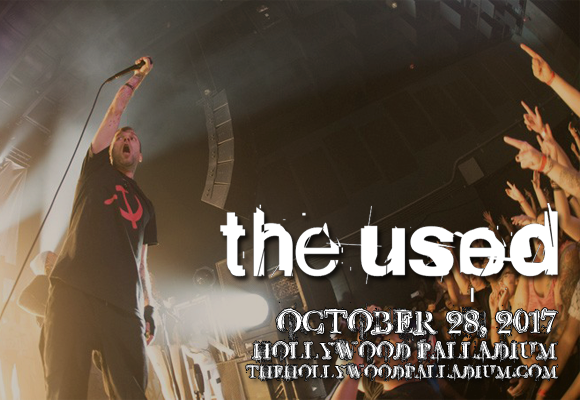 The Used at Hollywood Palladium