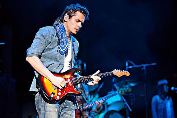 Dave Chappelle & John Mayer at Hollywood Palladium