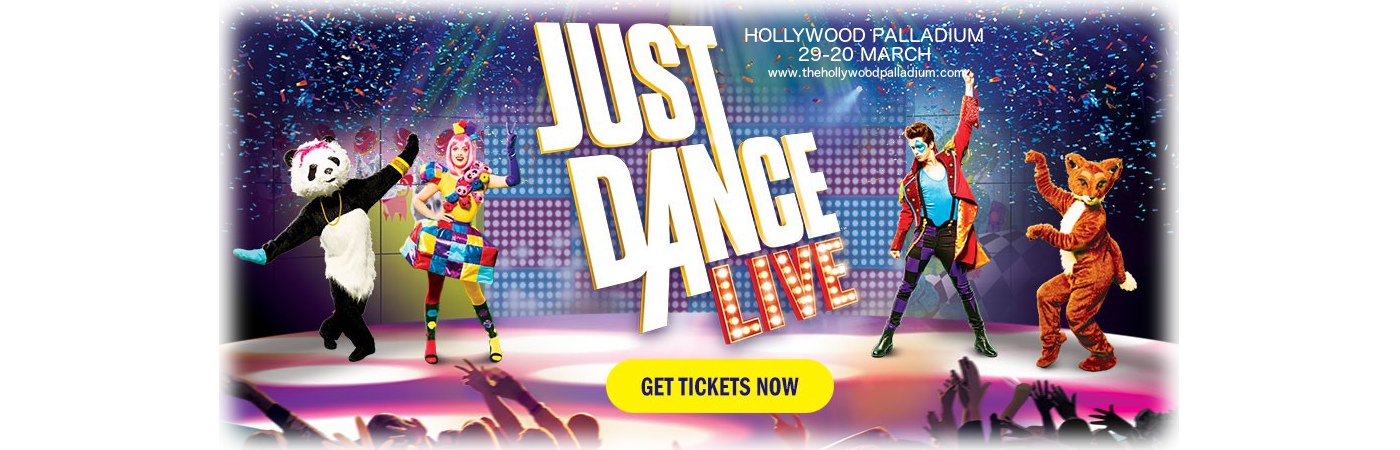 Just Dance at Hollywood Palladium