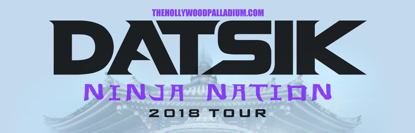 Datsik at Hollywood Palladium