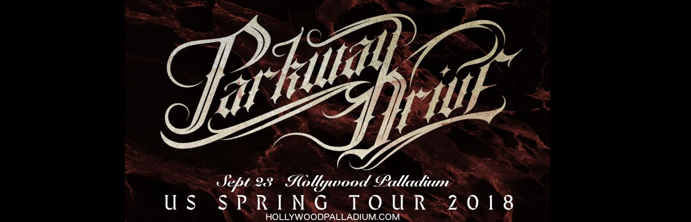 Parkway Drive, August Burns Red, The Devil Wears Prada & Polaris at Hollywood Palladium
