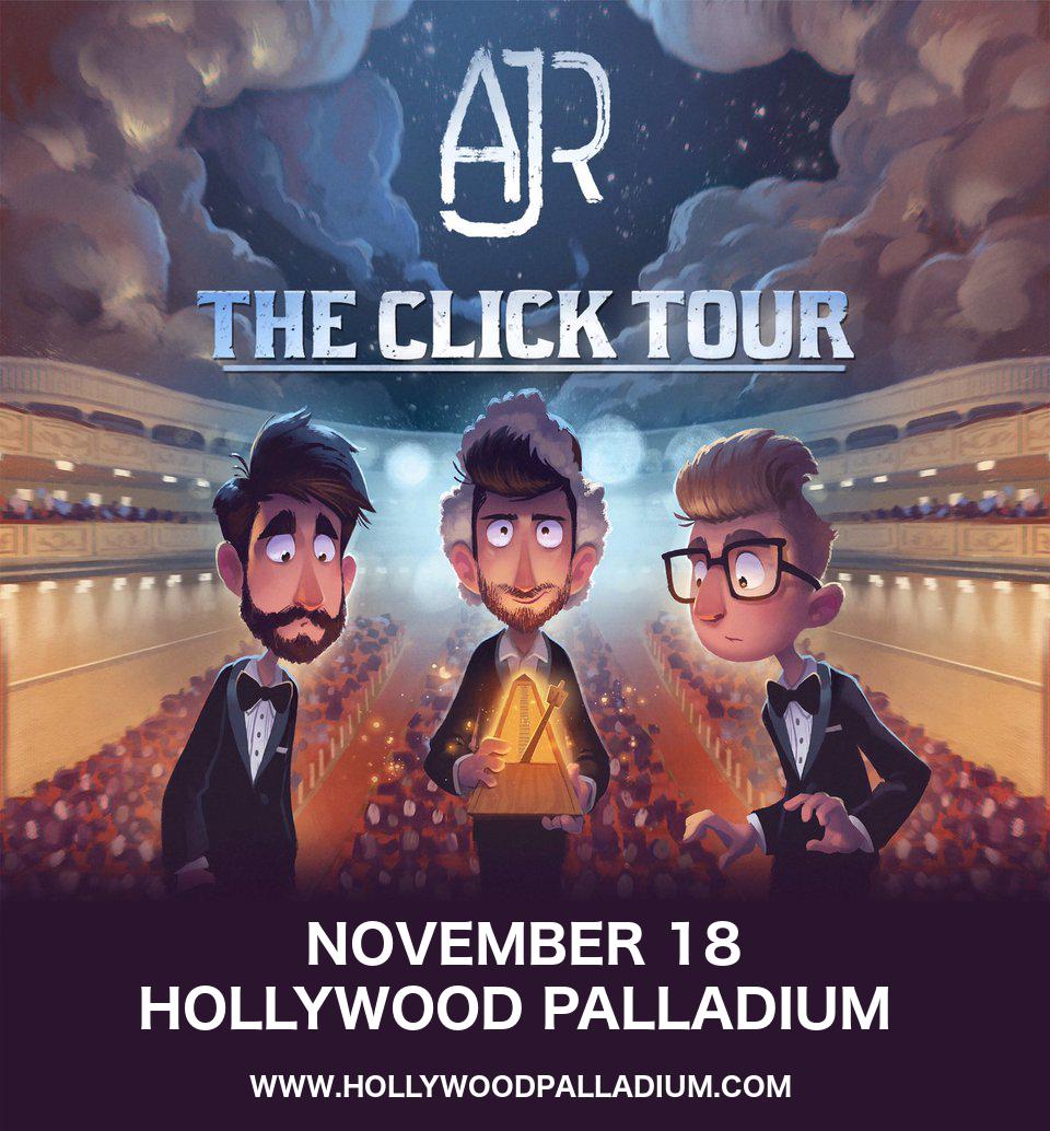 AJR at Hollywood Palladium