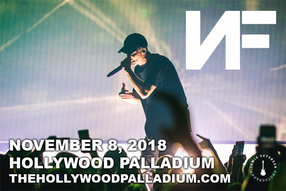 NF - Nate Feuerstein at Hollywood Palladium