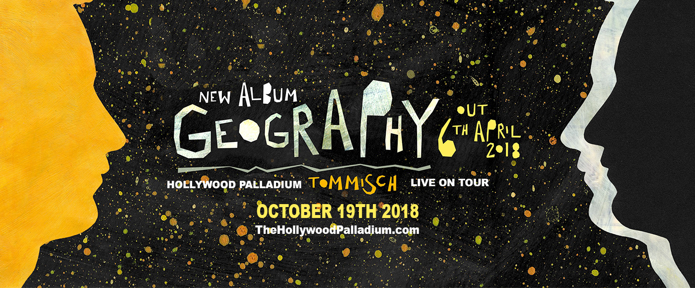 Tom Misch at Hollywood Palladium