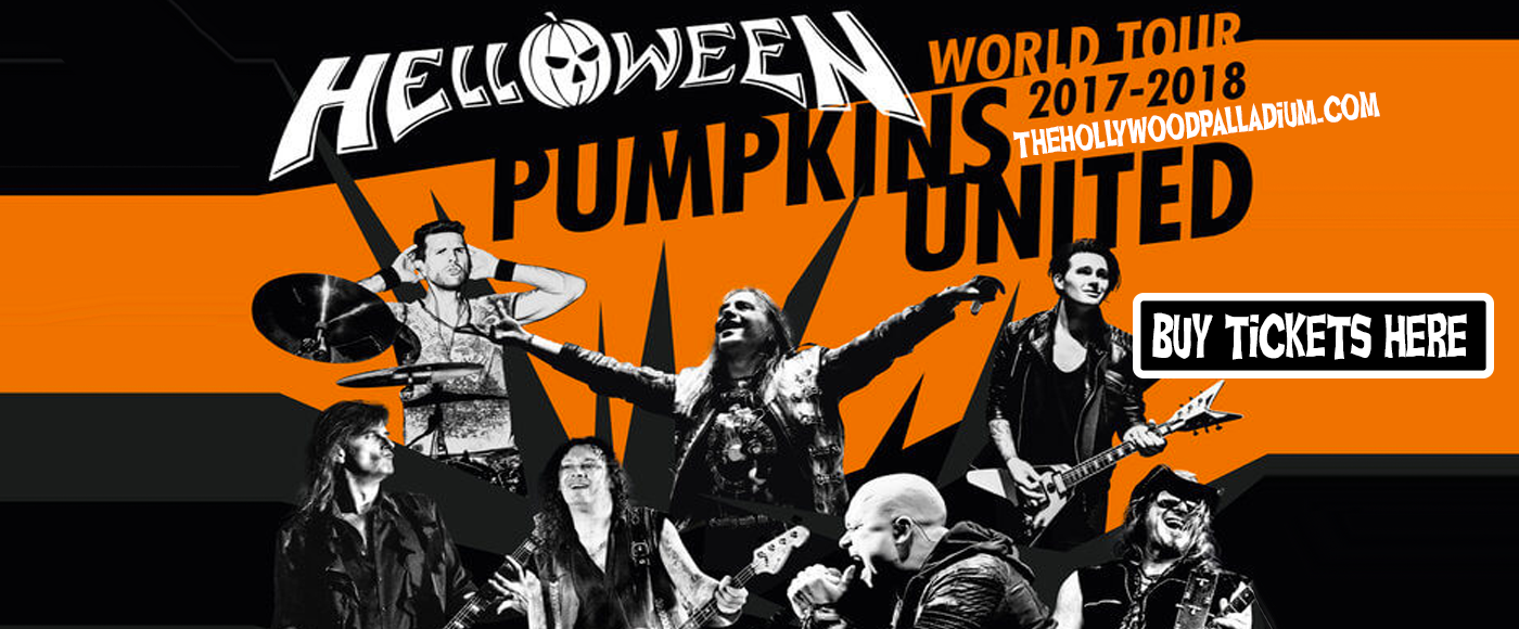 Helloween at Hollywood Palladium