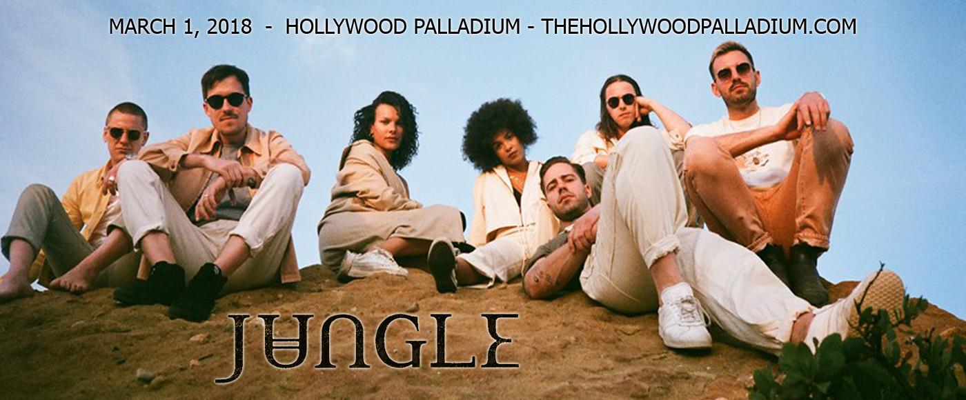 Jungle at Hollywood Palladium