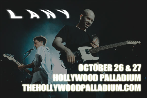 Lany at Hollywood Palladium