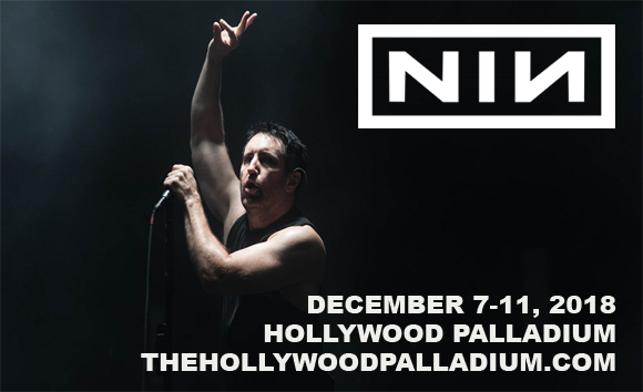 Nine Inch Nails at Hollywood Palladium