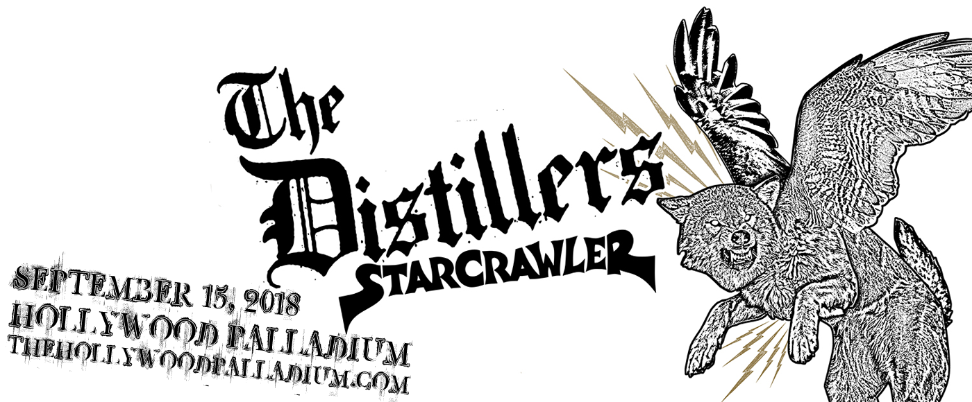 The Distillers & Starcrawler  at Hollywood Palladium