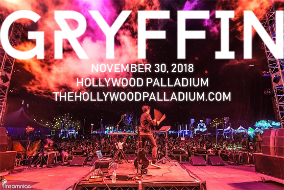 Gryffin at Hollywood Palladium