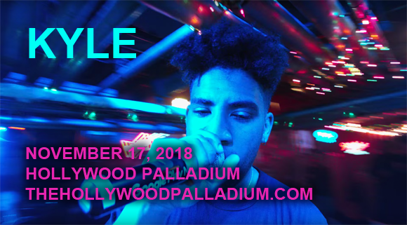Kyle at Hollywood Palladium