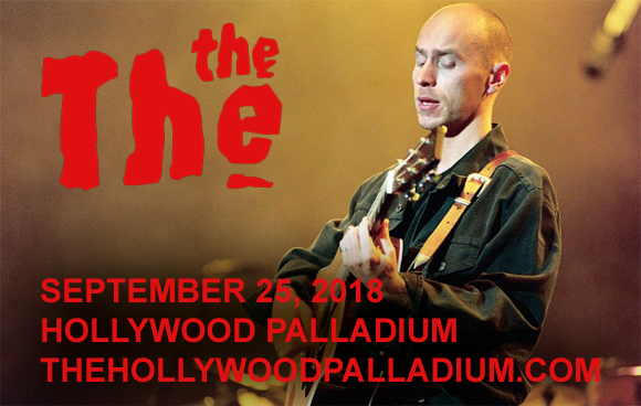 The The (Band) & Agnes Obel at Hollywood Palladium