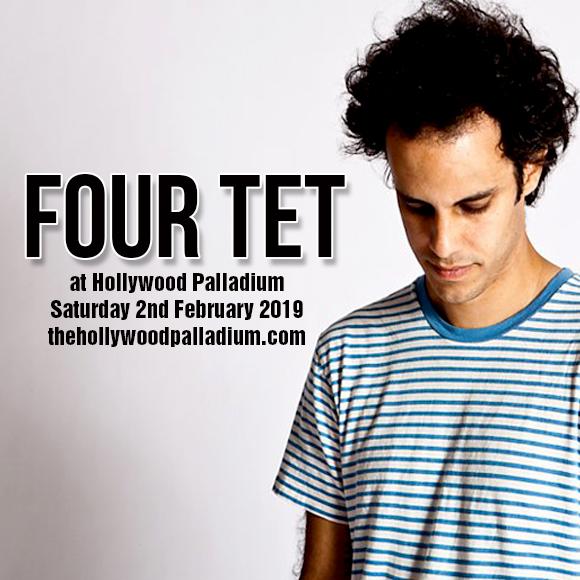 Four Tet at Hollywood Palladium