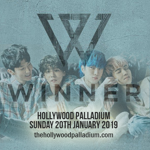 Winner at Hollywood Palladium