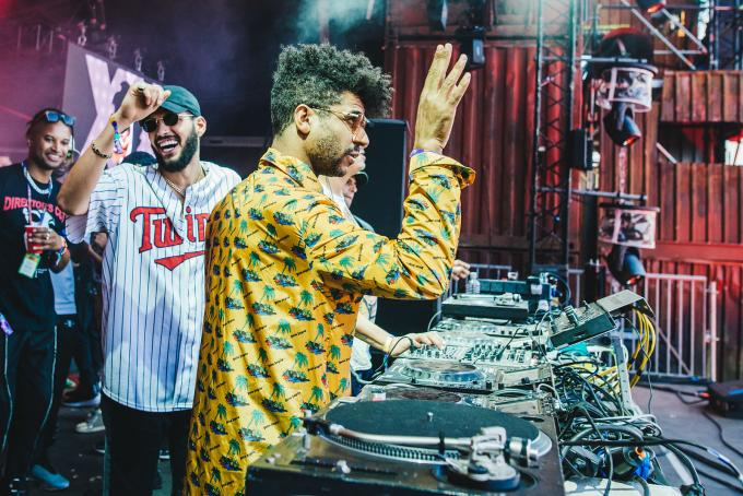 Jamie Jones & The Martinez Brothers at Hollywood Palladium