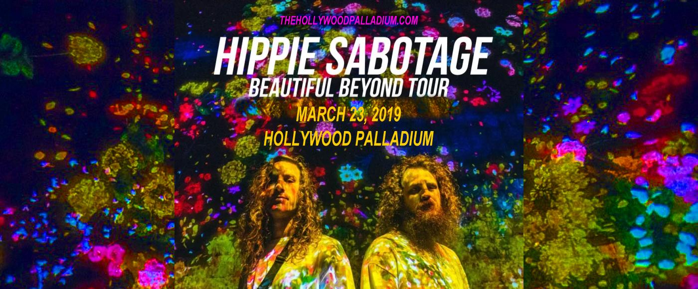 Hippie Sabotage at Hollywood Palladium
