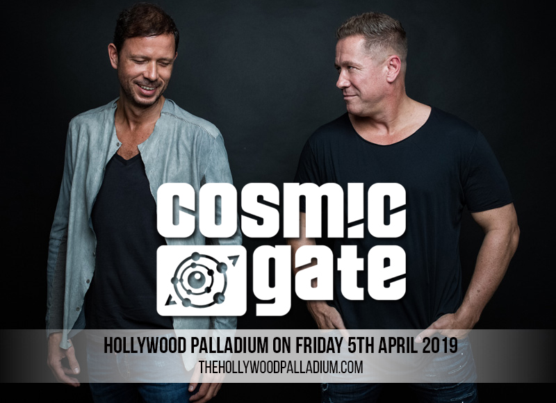 Cosmic Gate at Hollywood Palladium