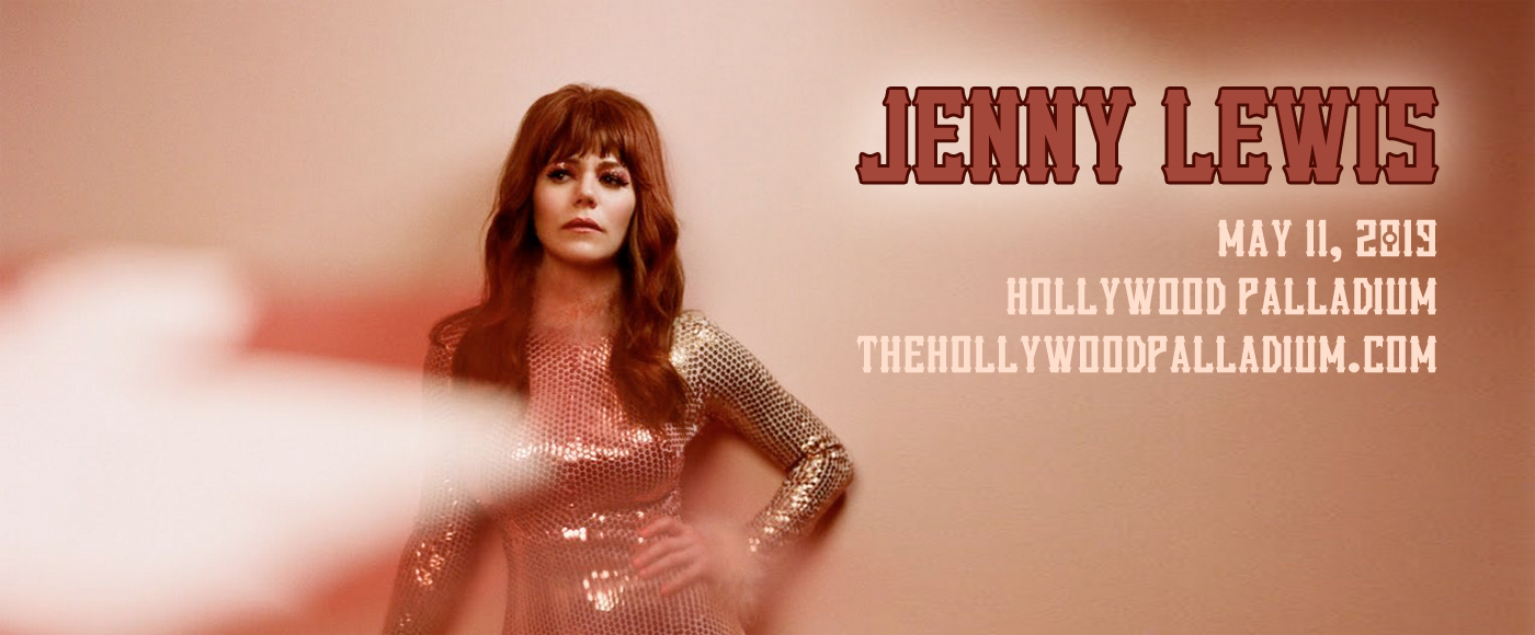 Jenny Lewis at Hollywood Palladium