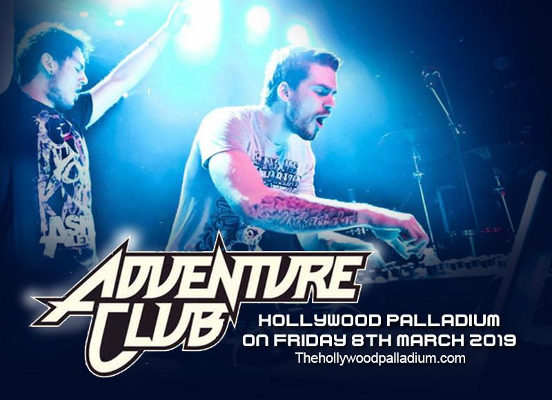 Adventure Club at Hollywood Palladium