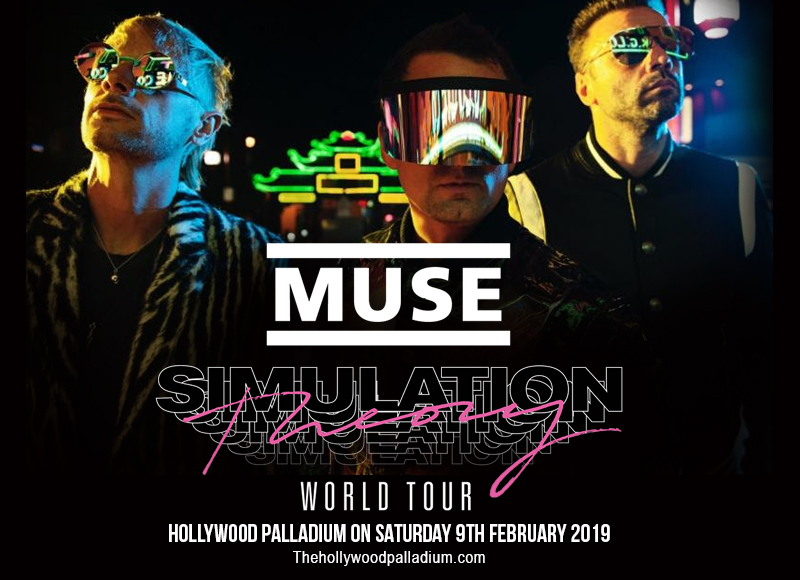 Muse at Hollywood Palladium