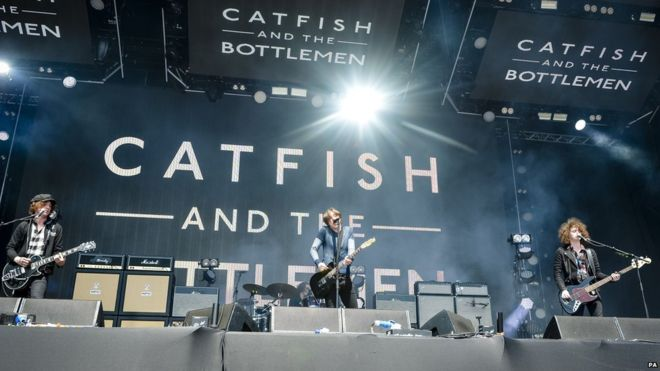 Catfish and the Bottlemen  at Hollywood Palladium