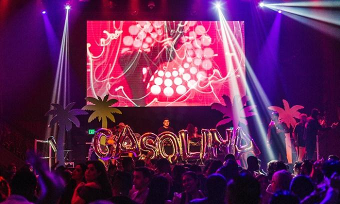 Gasolina Party at Hollywood Palladium