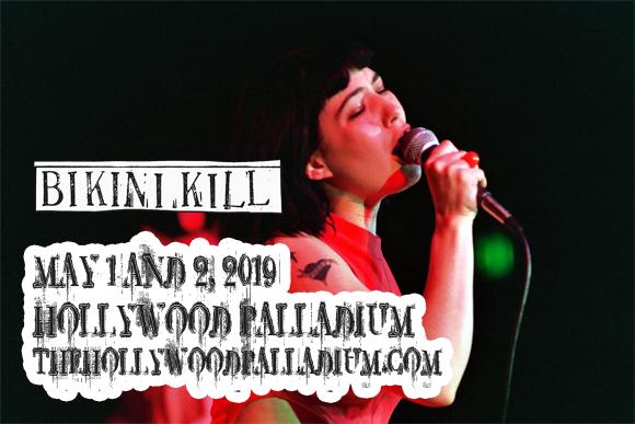 Bikini Kill at Hollywood Palladium