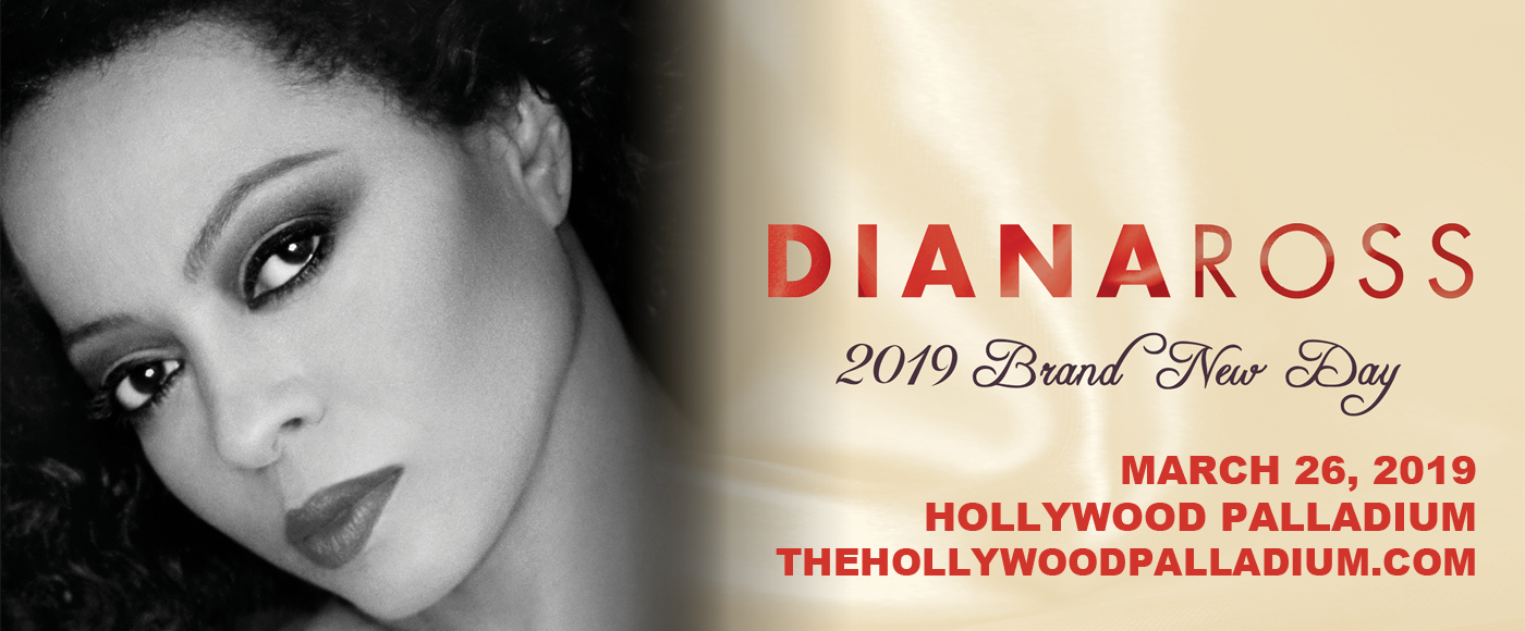 Diana Ross at Hollywood Palladium