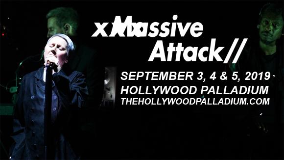 Massive Attack at Hollywood Palladium