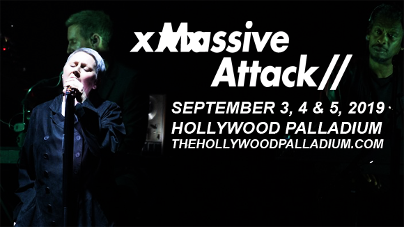 Massive Attack at Hollywood Palladium