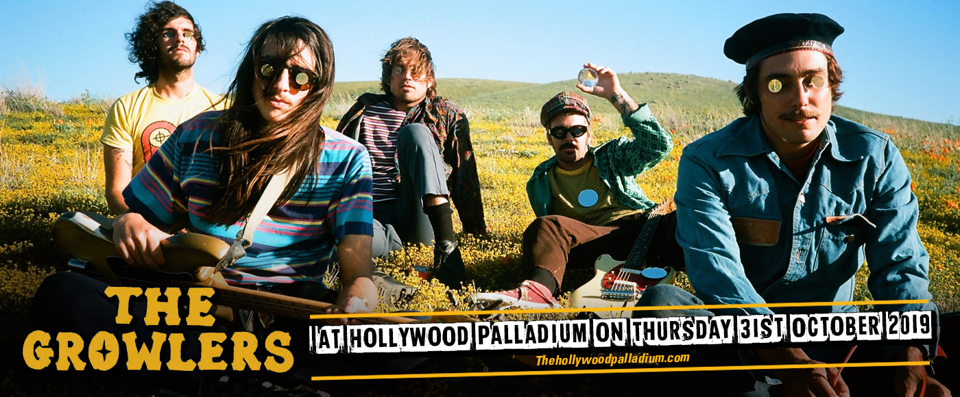 The Growlers - 2 Day Pass at Hollywood Palladium
